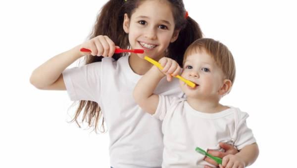 O zęby należy dbać już od dziecka!