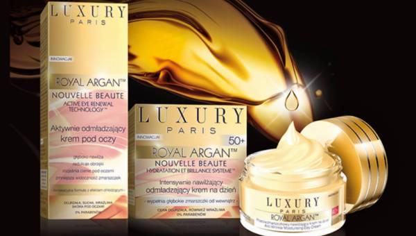 Nowa seria Eveline Cosmetics LUXURY PARIS