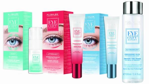 EYE Care Expert do pielęgnacji skóry wokół oczy od Laboratorium FLOSLEK