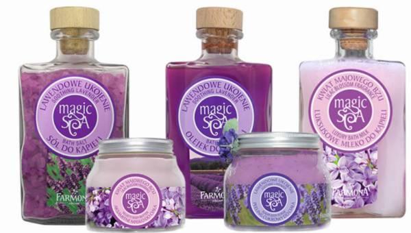 Armoantyczna seria Farmona Magic Spa – sole, olejki, peelingi i masła do ciała