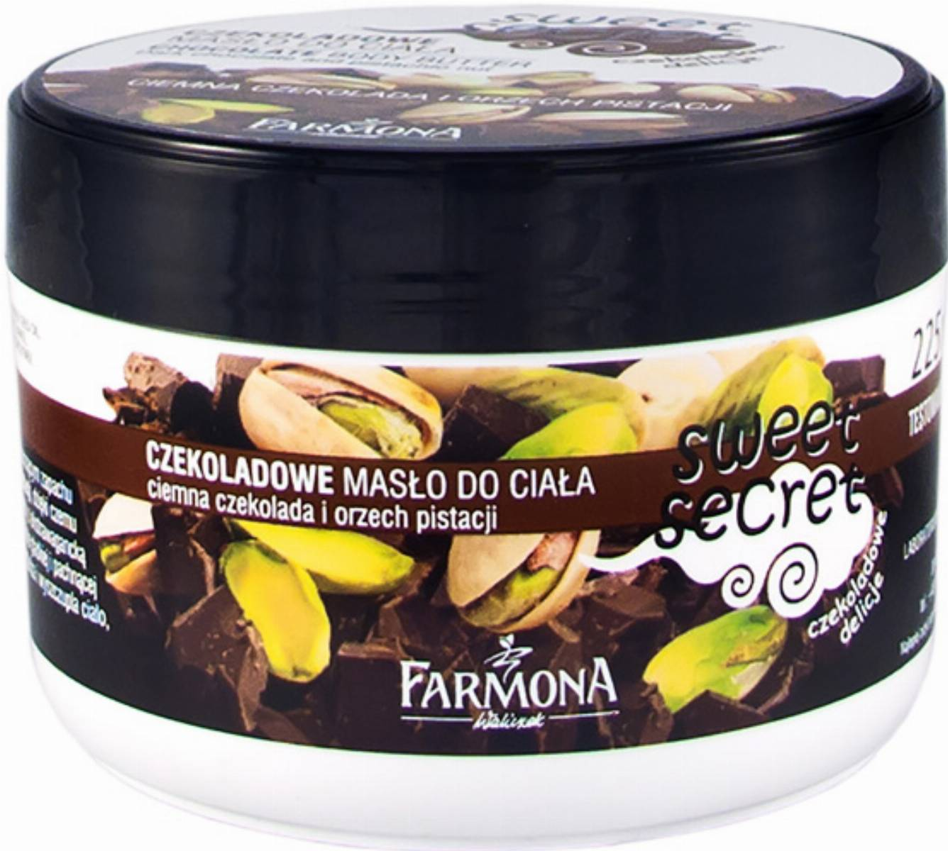 Farmona Sweet Secret Czekoladowe maslo do ciala
