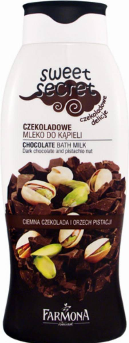 Farmona Sweet Secret Czekoladowe mleko do kapieli