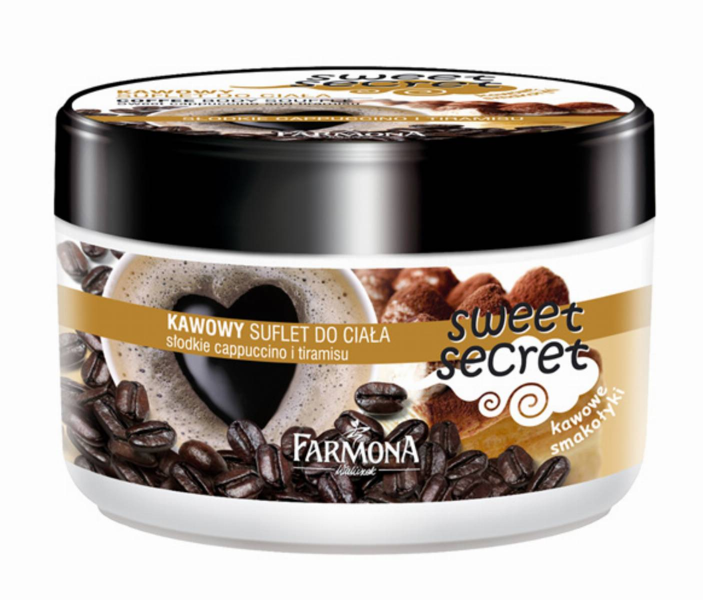 Farmona Sweet Secret Kawowy suflet do ciala