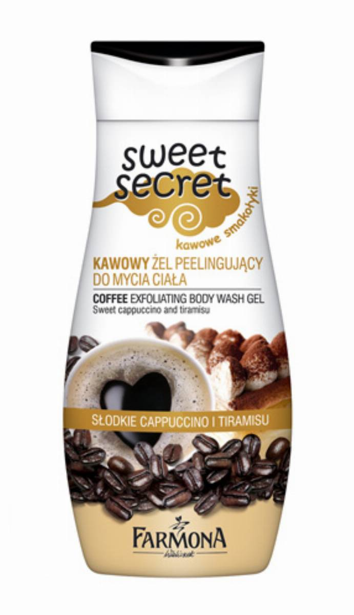 Farmona Sweet Secret Kawowy zel peelingujacy