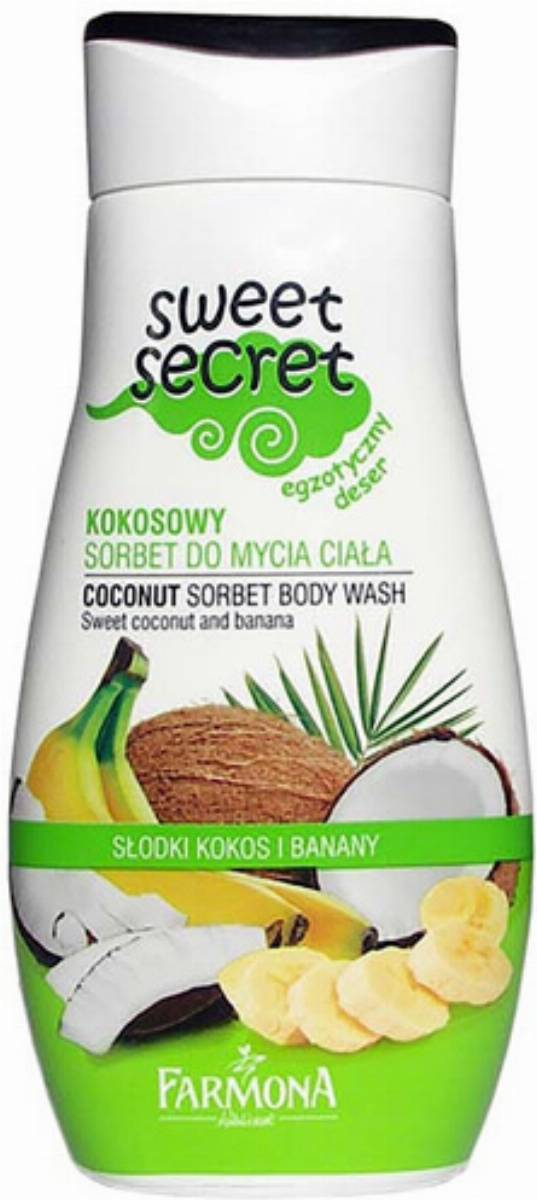 Farmona Sweet Secret kokos sorbet