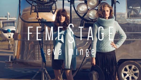 Kolekcja FEMESTAGE Eva Minge jesień-zima 2015/2016