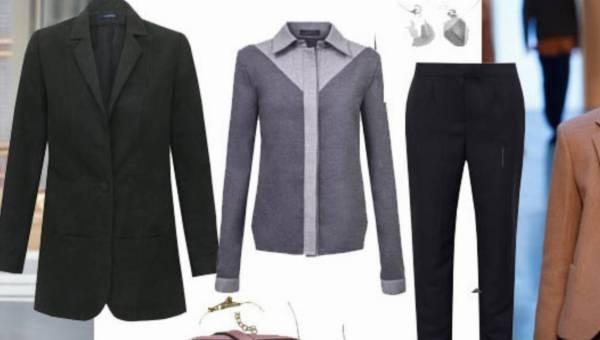 Garnitur damski – modny trend na jesień 2015. Gotowe stylizacje