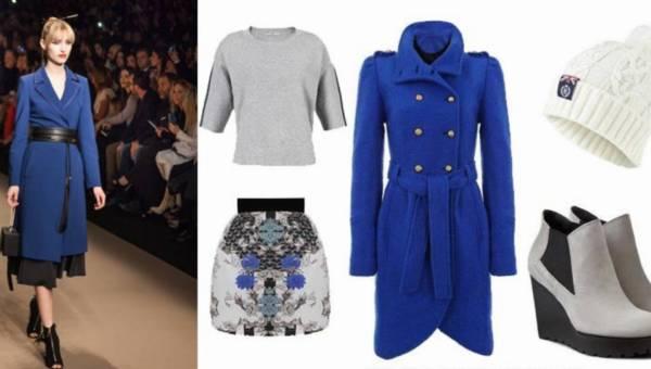 Modne płaszcze na jesień 2015 – gotowe stylizacje