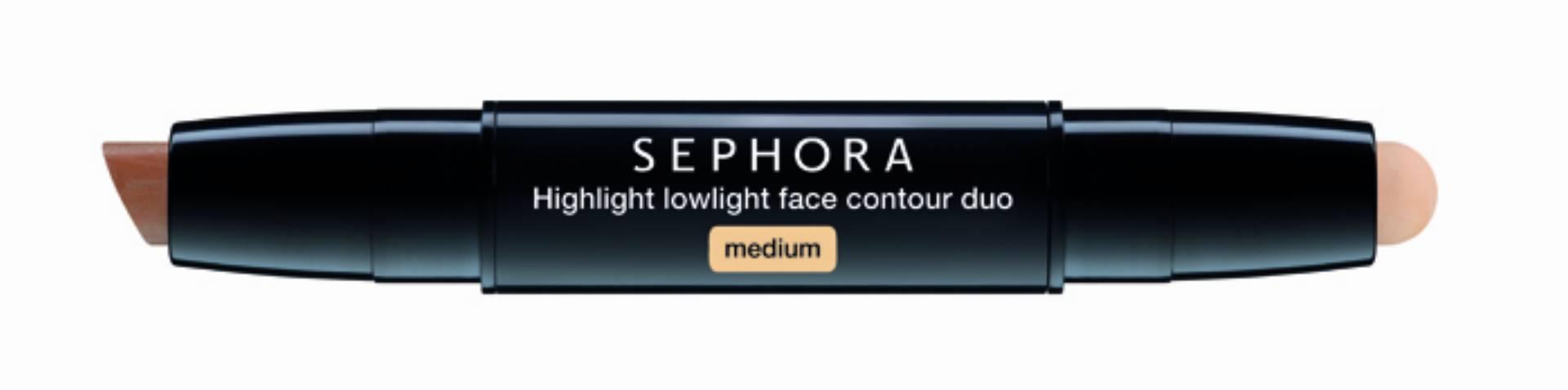 Highlight lowlight face contour duo - Medium HD