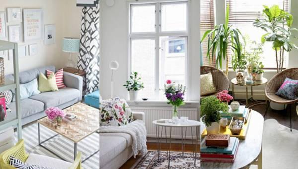 Inspiracje do domu: Jak urządzić mały salon?