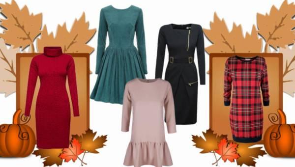 Przegląd: Sukienki na jesień 2015 do pracy – ponad 40 zdjęć z cenami