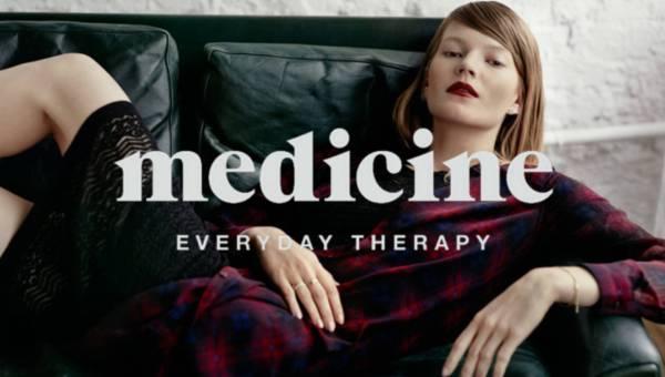 Kampania Medicine jesień-zima 2015