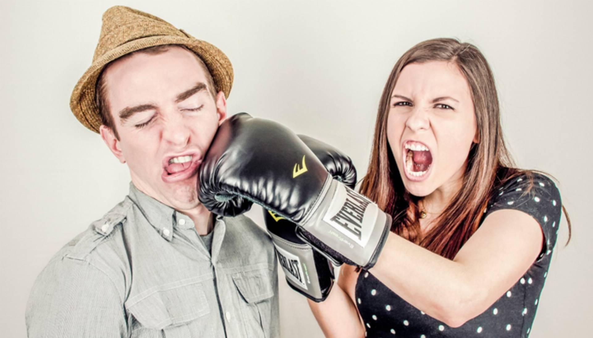 kłótnia para związek
