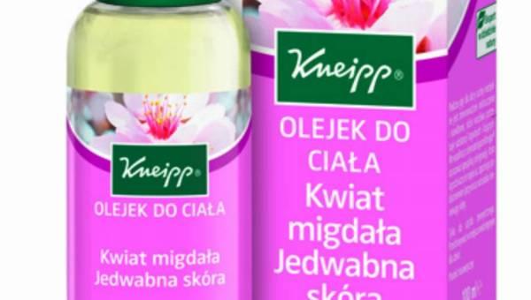 Kneipp, Kwiat migdała Jedwabna skóra – olejek do masażu