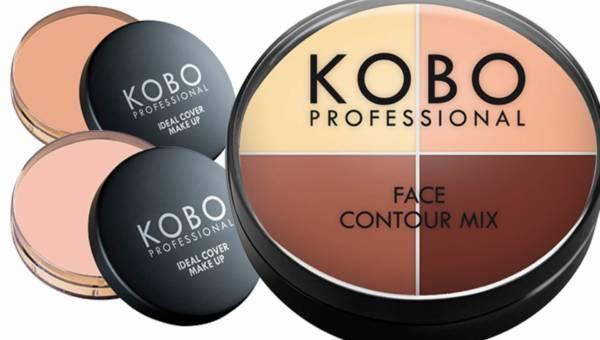 Nowości do makijażu od KOBO Professional