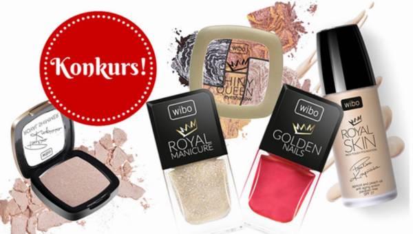 KONKURS: Makijażowe inspiracje na jesień z Wibo