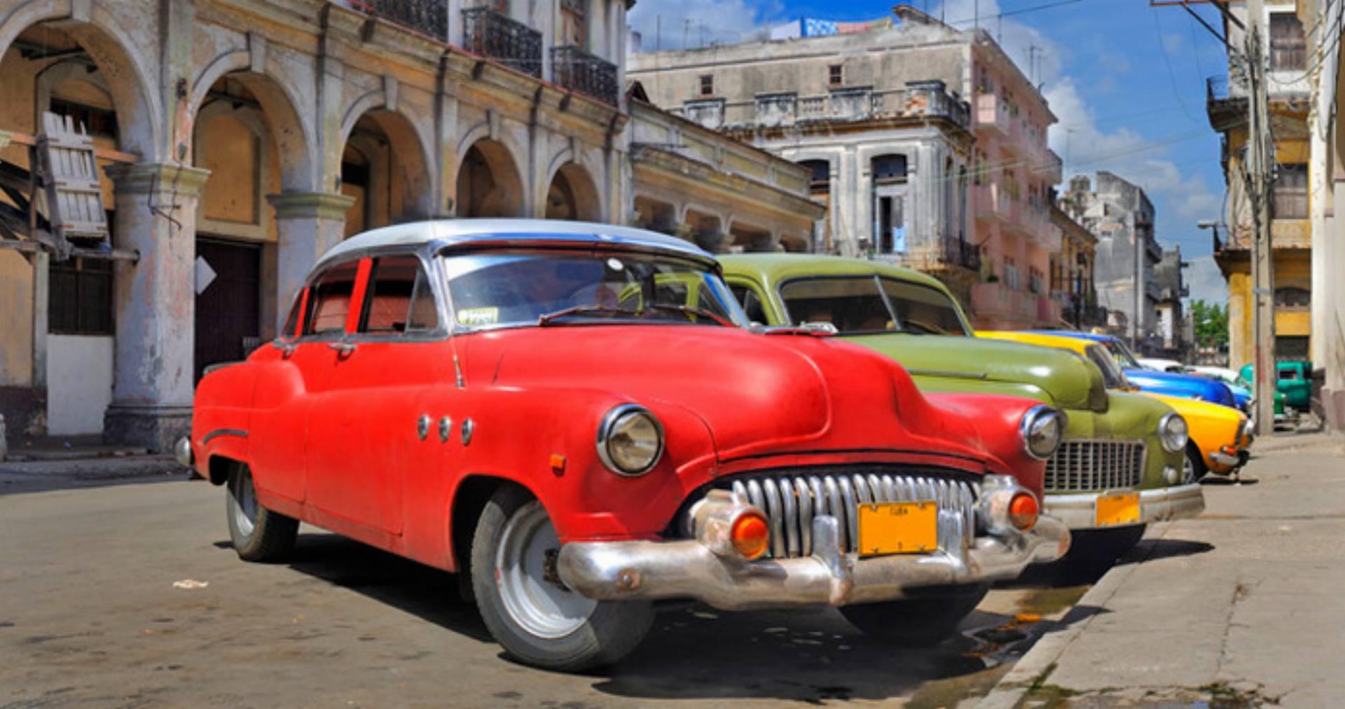 Kuba – źródło: iStock/Travelplanet.pl