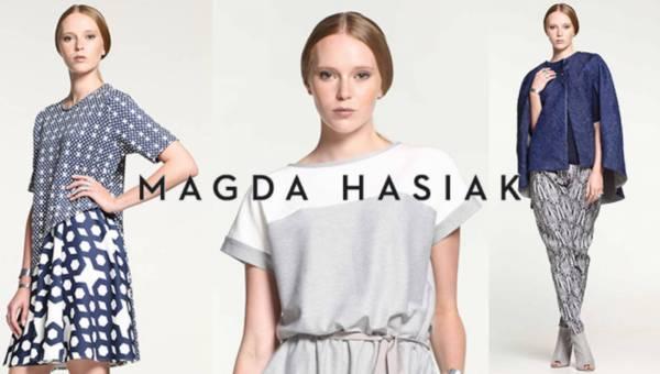 Magda Hasiak na sezon jesień-zima 2015/2016 – Central Station