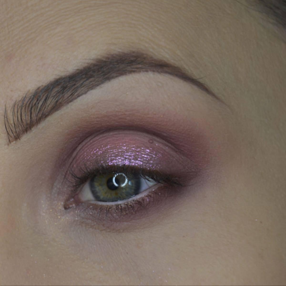 Kącik Blogerek Make Up By Anna Lekki Makijaż Dzienny Krok Po