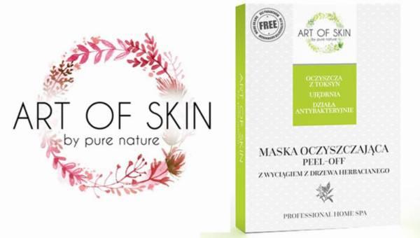 Maseczka oczyszczająca Art of Skin