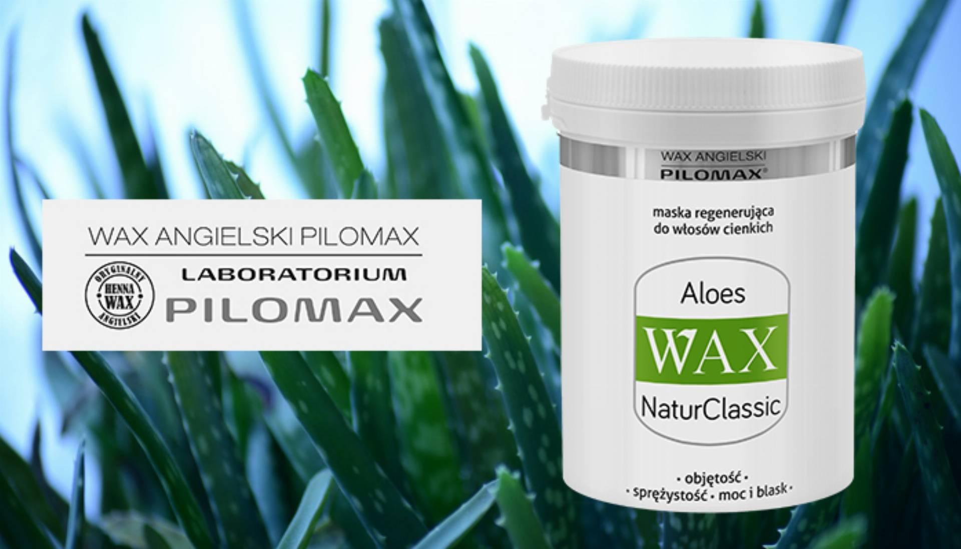 Maska Aloes WAX NaturClassic
