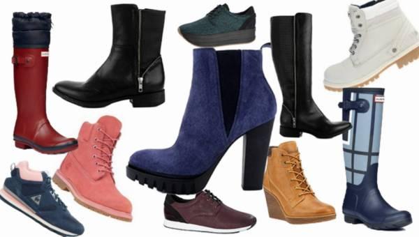 Shoppingowy przegląd: Wygodne i ciepłe buty na jesień 2015