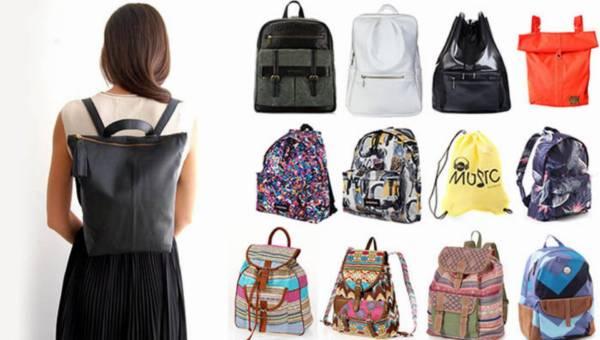 Przegląd: Modne plecaki na jesień 2015 – nie tylko dla uczniów
