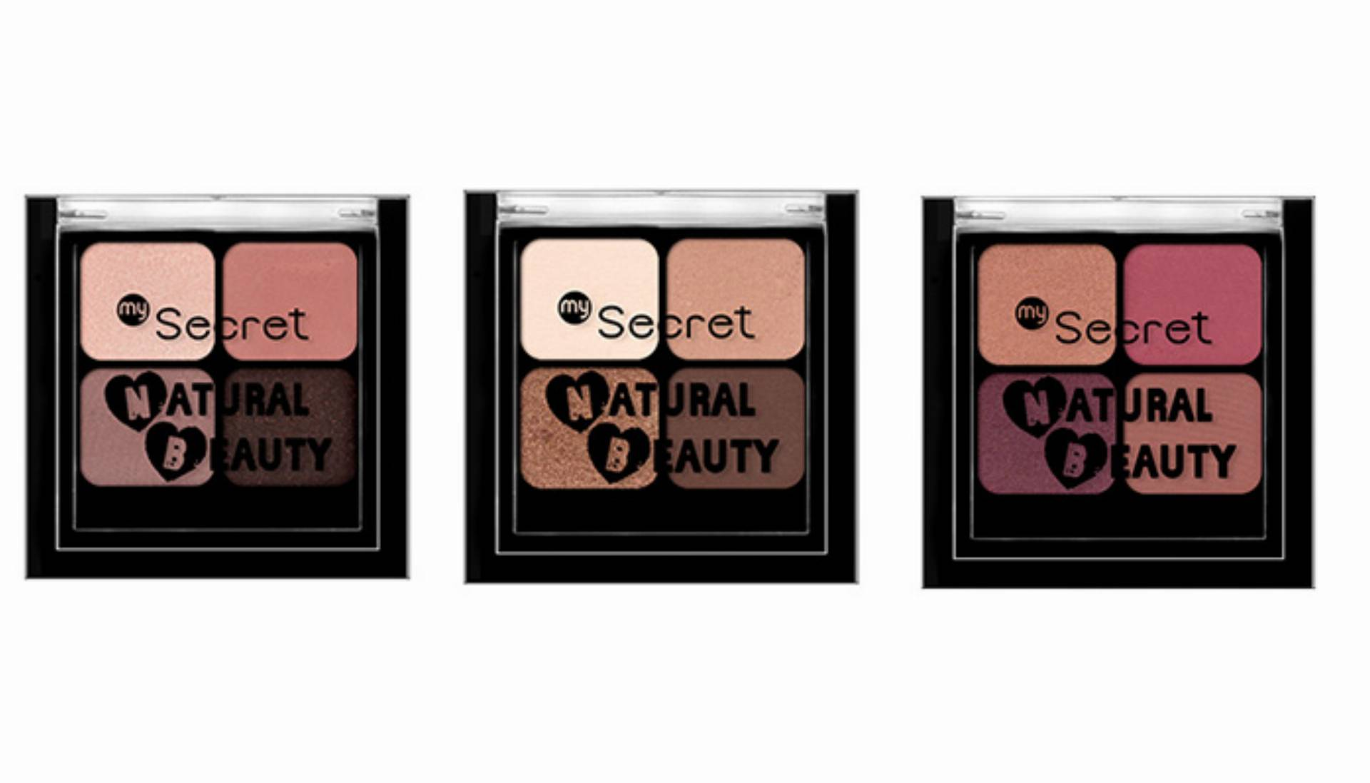 NATURAL BEAUTY EYESHADOW PALETTE