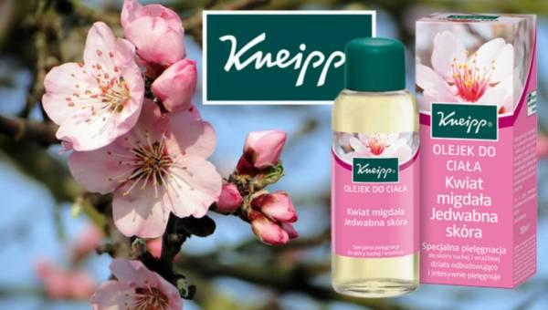 Olejek Kneipp – Kwiat migdała Jedwabna skóra