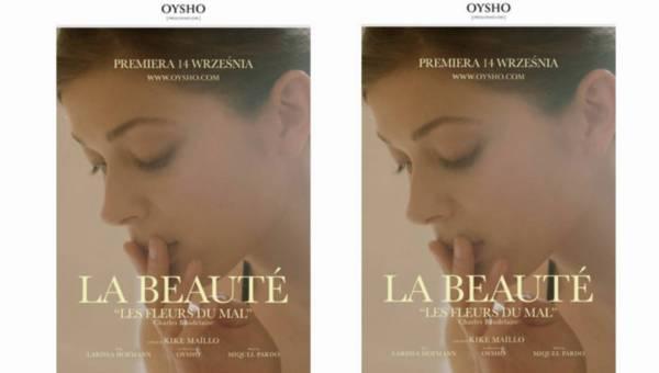 La Beauté: 14 września premiera modowego filmu Oysho. Obejrzyj u nas