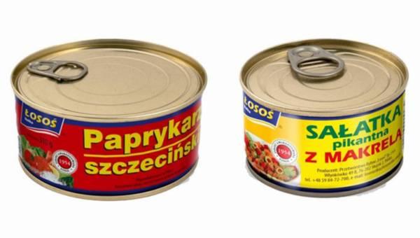 Znane smaki na nowo – Paprykarz szczeciński i sałatka z makrelą + przepis!