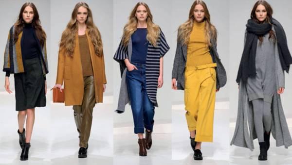 Kolekcja Stefanel jesień-zima 2015-2016