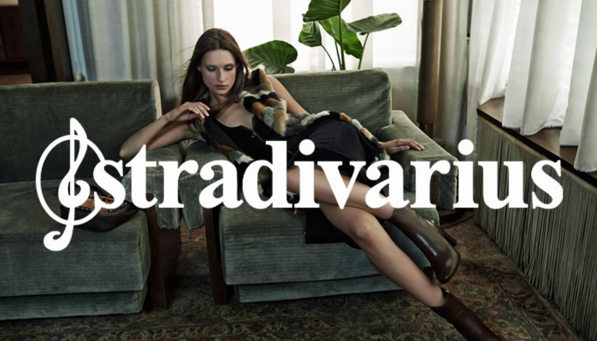 Stradivarius na sezon jesień-zima 2015-2016 log