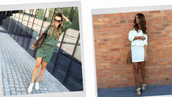 Modne stylizacje: podkreśl kobiecość sukienką