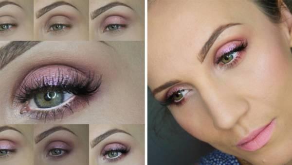 Kącik blogerek: Make up by ANNA – Lekki makijaż dzienny – krok po kroku
