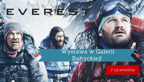 Gdańsk – wydarzenie: Wystawa w Galerii Bałtyckiej – Everest