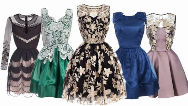 Sukienki wieczorowe 2015/2016 – od marki YOSHE