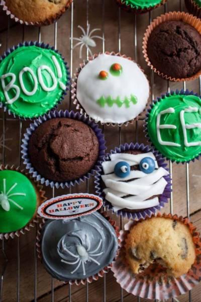 Halloween_Muffiny_czekoladowo_sliwkowe