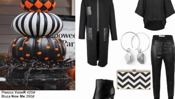 Stylizacje na Halloween – kolor czarny obowiązkowy!