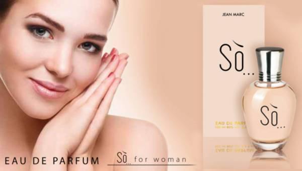 Nowy, kobiecy zapach Jean Marc So…