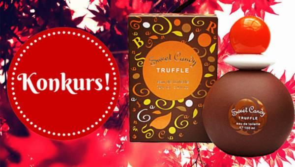 WYNIKI KONKURSU: Wygraj zapach Sweet Candy Truffle na jesień