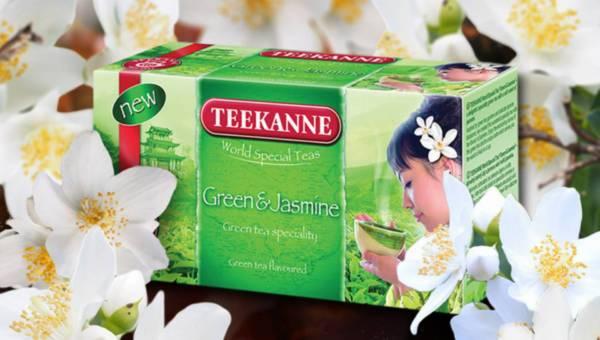 """""""Green&Jasmin""""- orientalna nowość od TEEKANNE"""