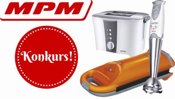 KONKURS: Kulinarne wyzwania z marką MPM