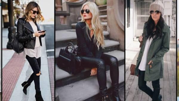 Modne stylizacje na jesień 2015: Glam Rock wciąż na topie