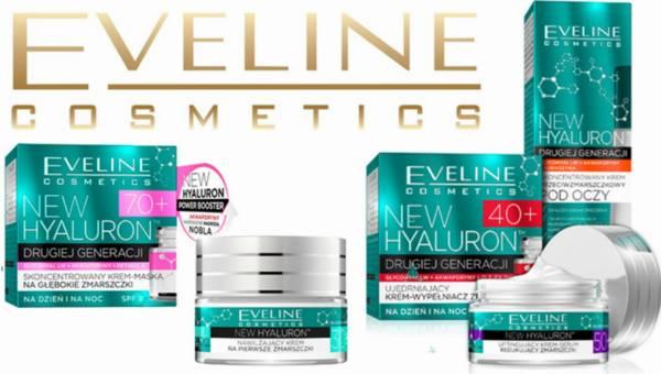 Nowa seria NEW HYALURON od Eveline Cosmetics