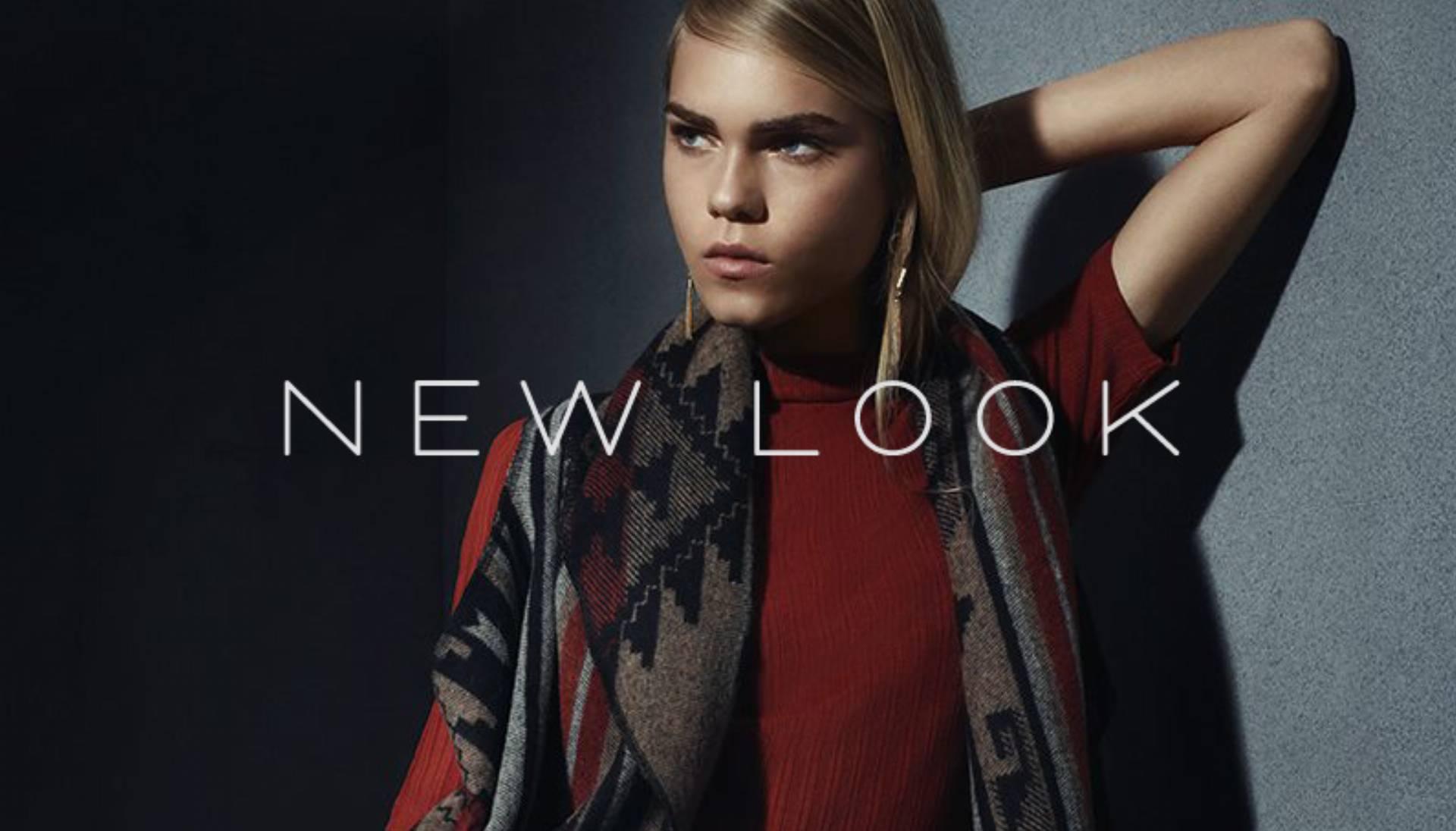 New Look jesień-zima 2015-2016 log