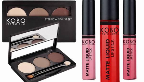 Nowości makijażowe KOBO Professional
