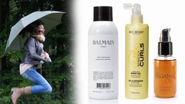 Produkty do stylizacji włosów na niepodogę