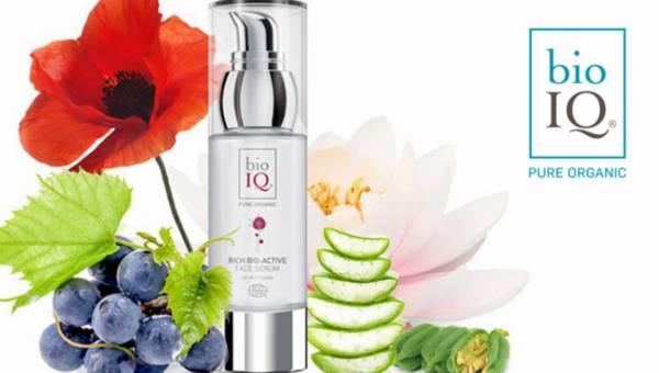 Naturalne kosmetyki: Bio-aktywne serum do twarzy BIO IQ