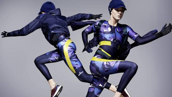 Stella McCartney dla adidas jesień – zima 2015